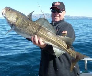 Leo Stoutjesdijk over het vissen in Noorwegen