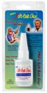 Pro's Softbait Glue - shad lijm!