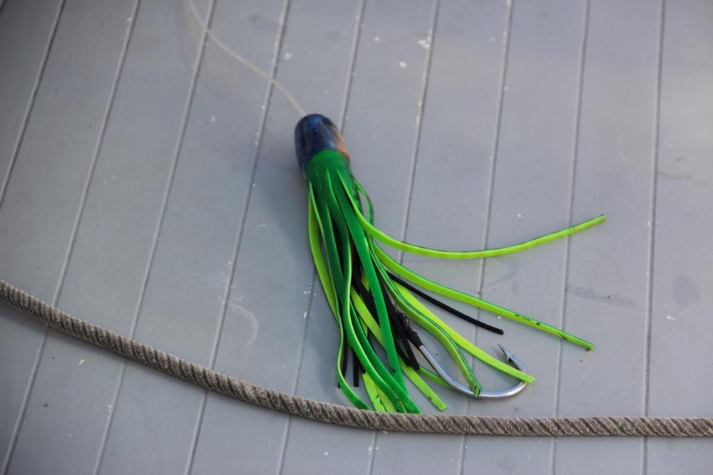 Big Game Fishing squid lure