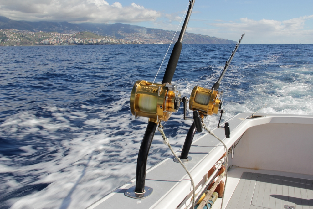 Big Game Fishing Madeira