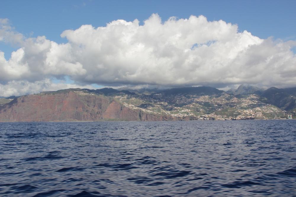 Uitzicht Cabo Girão Madeira