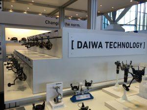 EFTTEX 2016 Daiwa