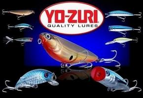 Yo-Zuri pluggen