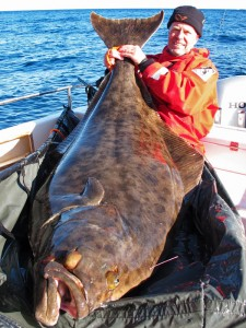Savage Gear halibut Challenge 2012