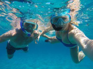 Snorkelen Sardinië