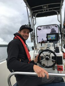Cornwall Bass fishing met Zen2 van Austen Goldsmith