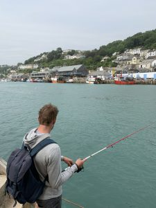 Looe fishing