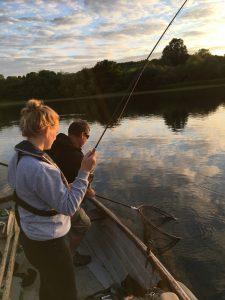 Vliegvissen op Ravensthorpe Reservoir