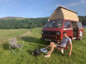Volkswagen Camper T25